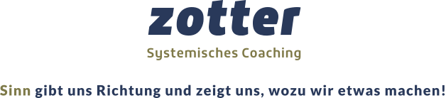 Zotter Coaching